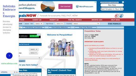 penpalsnow Reviews - 5 Reviews of Penpalsnow com | Sitejabber
