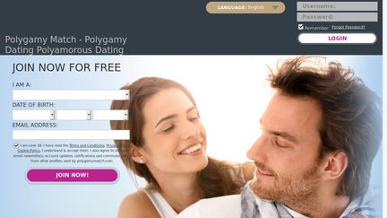 Beste polygami Dating Sites