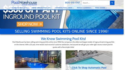 PoolWarehouse Reviews - 2,645 Reviews of Poolwarehouse.com ...