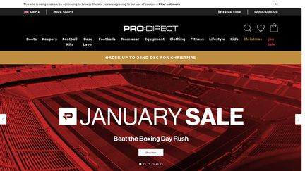 f140cbc28 Pro Direct Soccer Reviews - 134 Reviews of Prodirectsoccer.com ...
