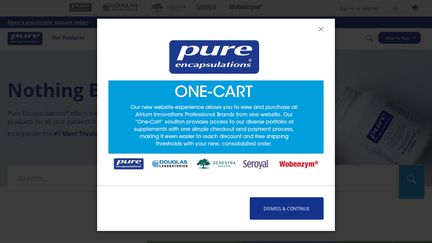 Pure Encapsulations Reviews - 3 Reviews of