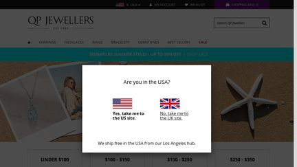 QP Jewellers Reviews - 39 Reviews of Qpjewellers com | Sitejabber