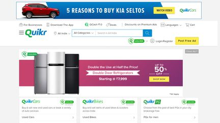 Quikr Reviews - 65 Reviews of Quikr com | Sitejabber