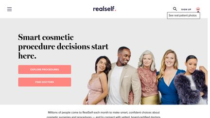 RealSelf Reviews - 66 Reviews of Realself com | Sitejabber