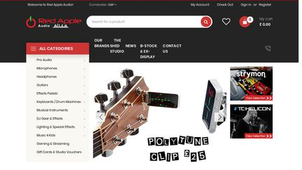 Red Apple Audio Reviews - 19 Reviews of Redappleaudio co uk