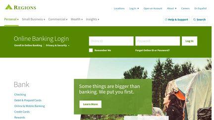 Regions Financial Reviews - 5 Reviews of Regions com   Sitejabber