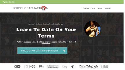 Dating-Trainer sydney Online-Dating kostenlos ohne Kreditkarte