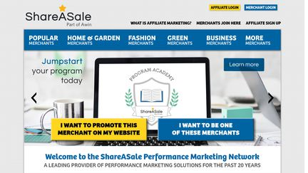 ShareASale Reviews - 56 Reviews of Shareasale com   Sitejabber
