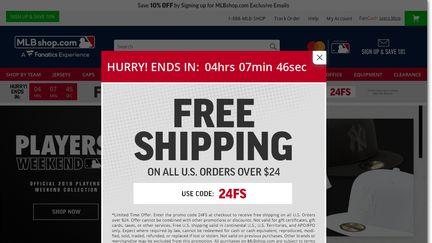 MLB com Shop Reviews - 177 Reviews of Shop mlb com | Sitejabber