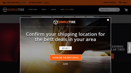 SimpleTire Reviews - 45 Reviews of Simpletire com | Sitejabber