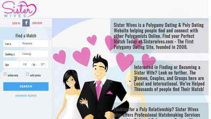 Dating sivusto Polygamists