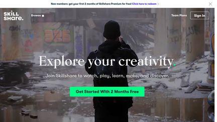 Skillshare Reviews - 471 Reviews of Skillshare com | Sitejabber
