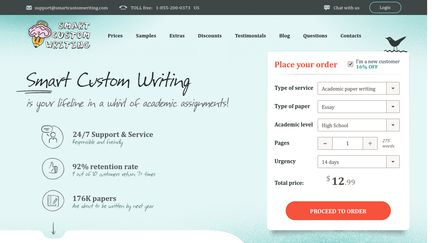 Custome writing com