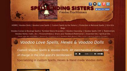 Spellbindingsisters Reviews - 4 Reviews of Spellbindingsisters com