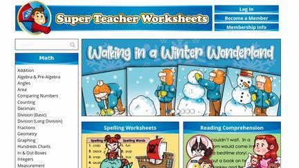 Super Teacher Worksheets Reviews - 2 Reviews of ...