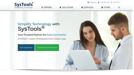 SysTools Reviews - 10 Reviews of Systoolsgroup com | Sitejabber