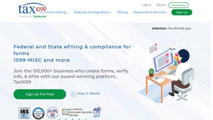 Tax1099 Reviews - 65 Reviews of Tax1099 com | Sitejabber