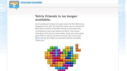 Tetrisfriends Reviews - 2 Reviews of Tetrisfriends com