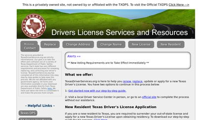 TexasDriverServices org Reviews - 1 Review of