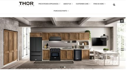 Thor Kitchen Reviews 2 Reviews Of Thorkitchen Com Sitejabber