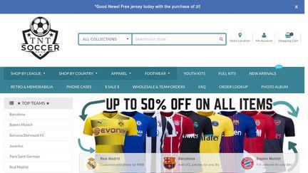sale retailer dcb9f 13b2c TNT Soccer Shop Reviews - 11 Reviews of Tntsoccershop.com ...
