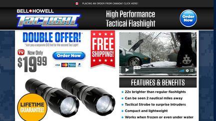 Tac Light Reviews - 3 Reviews of Trytaclight com | Sitejabber