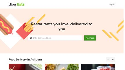 Uber Eats Reviews - 9 Reviews of Ubereats com | Sitejabber