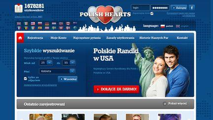 Usa polish hearts