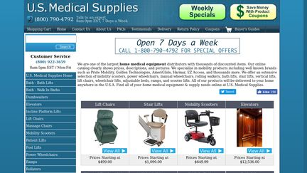 U S  Medical Supplies Reviews - 181 Reviews of Usmedicalsupplies com