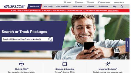USPS com Reviews - 119 Reviews of Usps com | Sitejabber