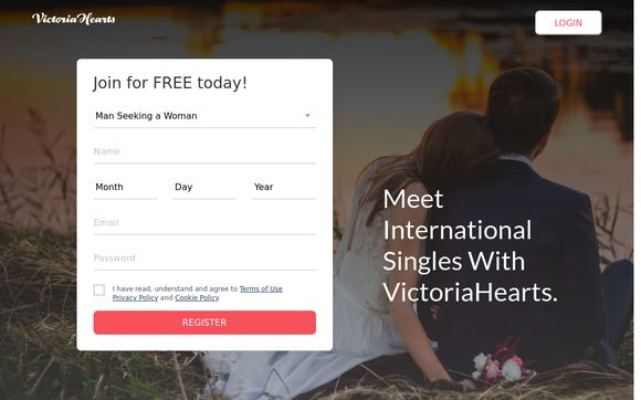 Victoria hearts dating site review