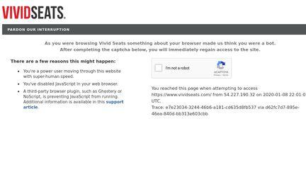 VividSeats Reviews - 1,635 Reviews of Vividseats com