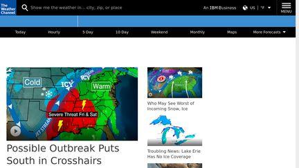 Weather com Reviews - 207 Reviews of Weather com   Sitejabber