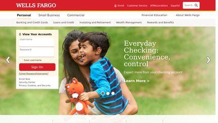 Wells Fargo Reviews 86 Of Wellsfargo Sitejabber