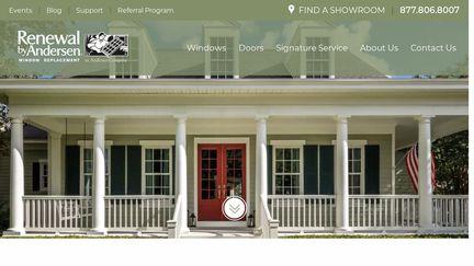 Andersen Windows Reviews >> Renewal By Andersen Windows Reviews 1 Review Of