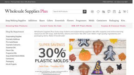 WholesaleSuppliesPlus com Reviews - 6 Reviews of
