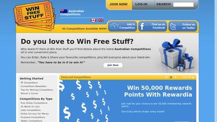 Win Free Stuff Reviews - 3 Reviews of Win-free-stuff com au