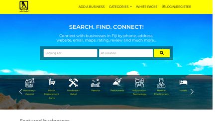 Yellowpages com fj Reviews - 1 Review of Yellowpages com fj | Sitejabber