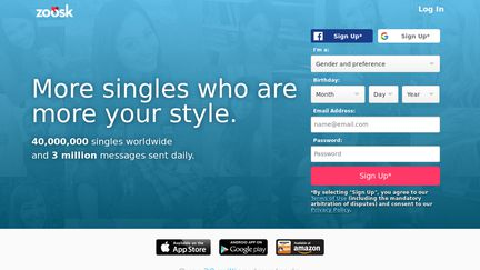ring zoosk dating site