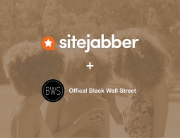 Sitejabber and Official Black Wall Street Partnership