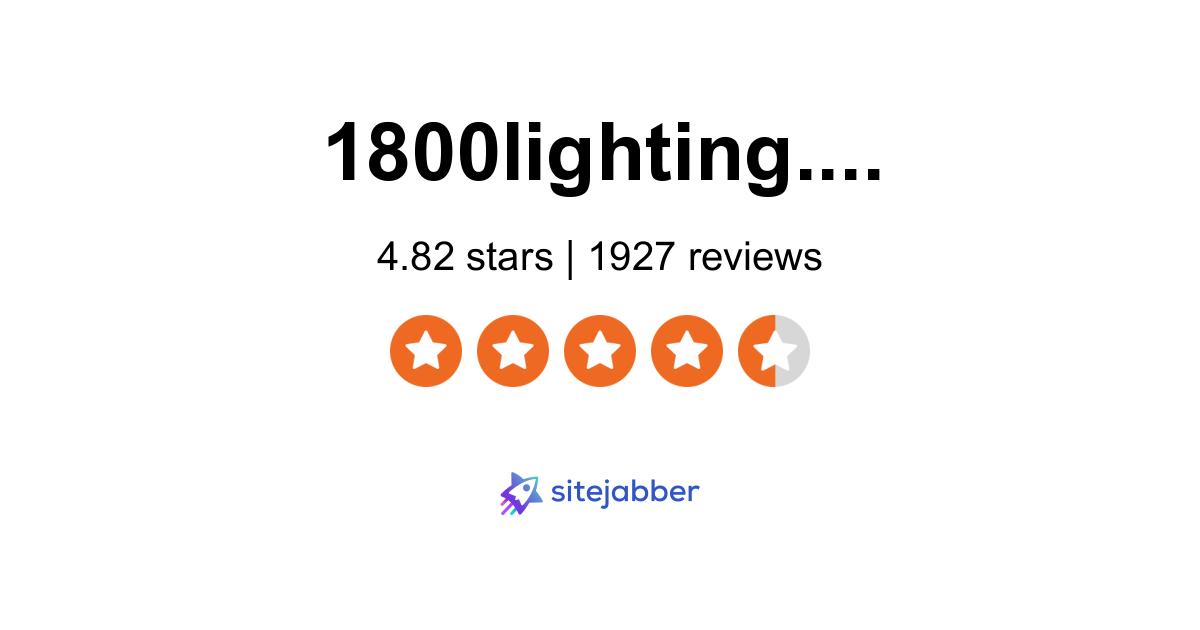 Reviews Of 1800lighting
