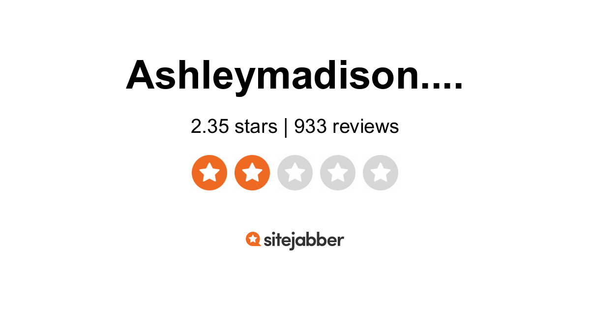 On madison scams ashley Here's what