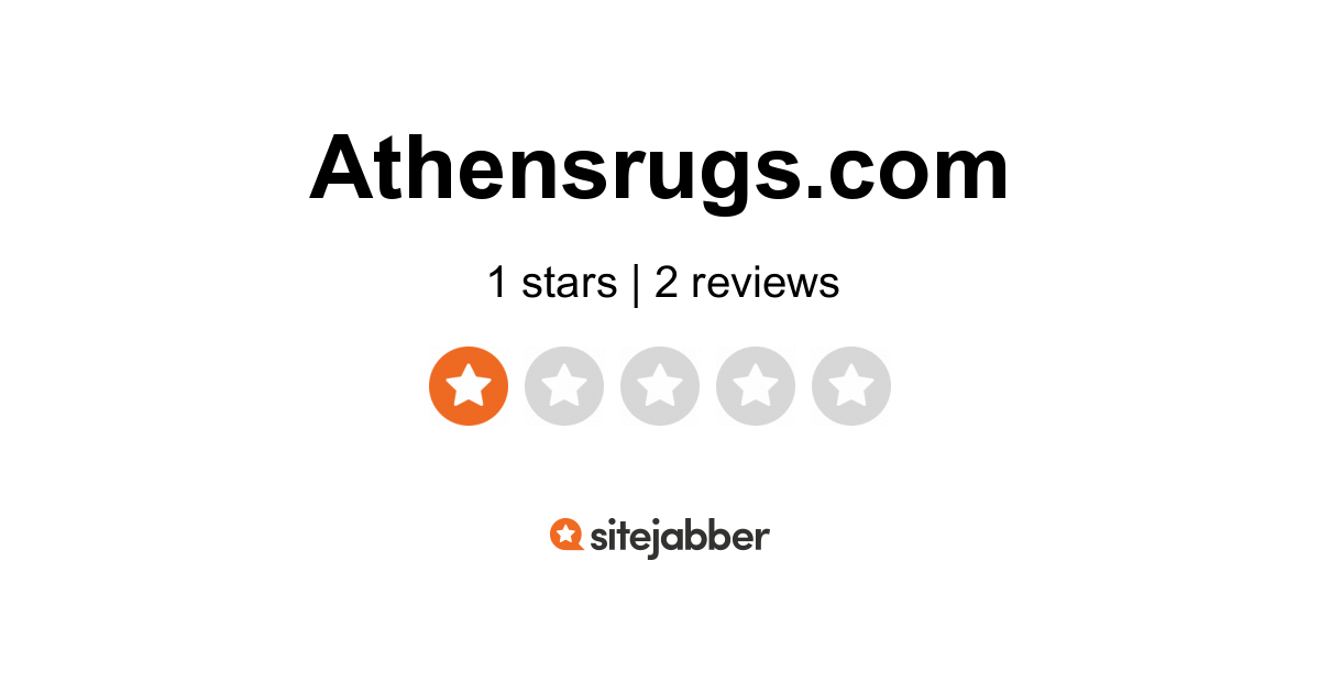 Athens Rugs Reviews 1 Review Of