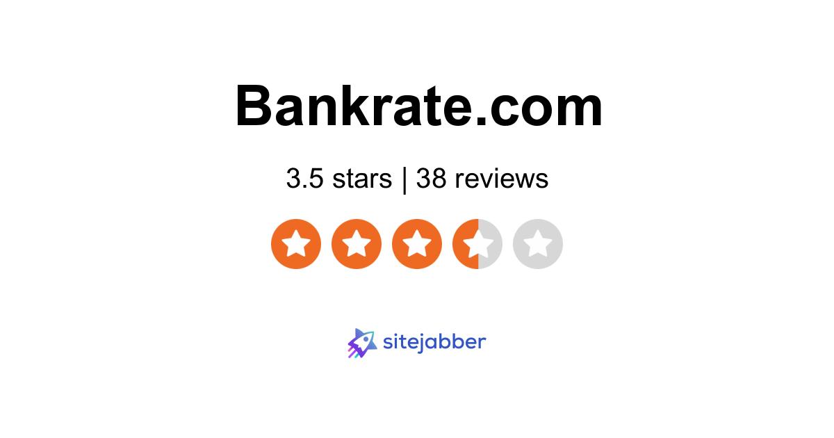 Reviews Of Bankrate