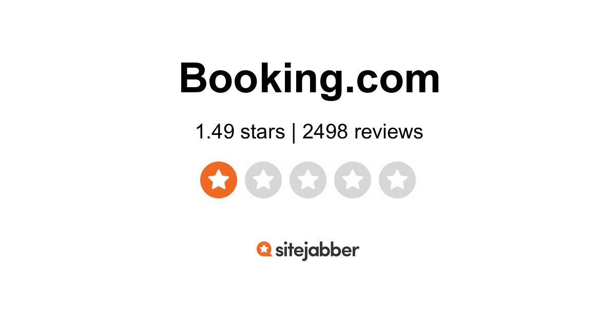 How Much Booking.Com