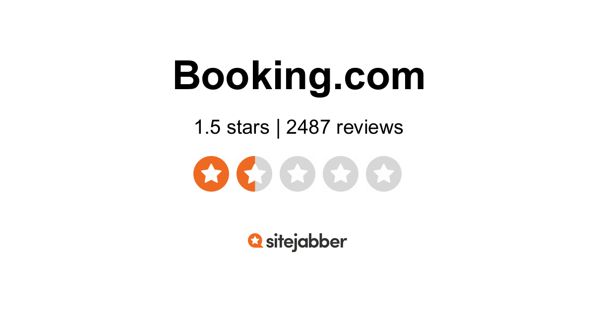 Booking.Com Booking Accommodations Height
