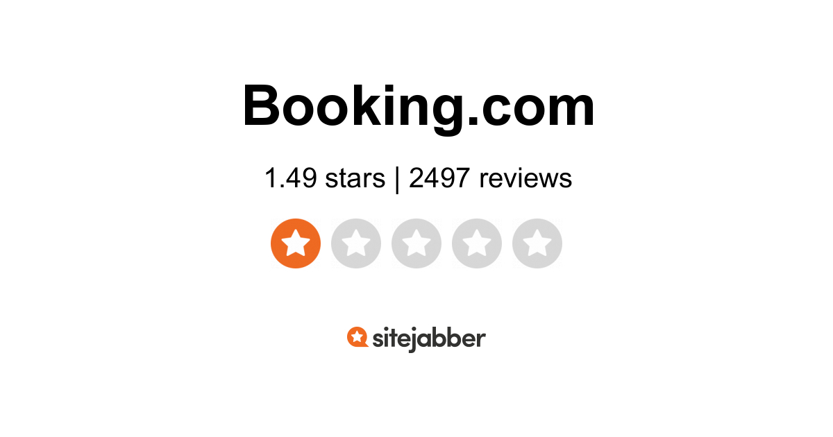 Ordering Booking.Com Booking Accommodations