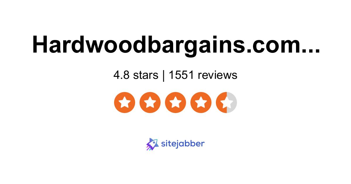 Reviews Of Hardwoodbargains