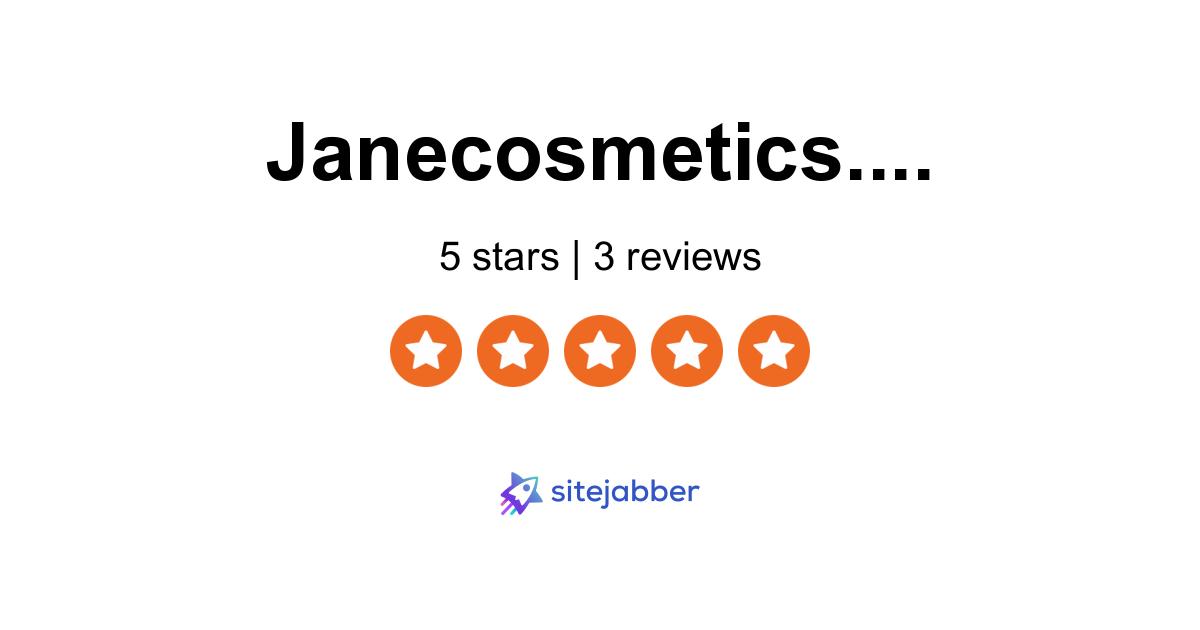 Jane Cosmetics Reviews 1 Review Of Janecosmetics Com Sitejabber