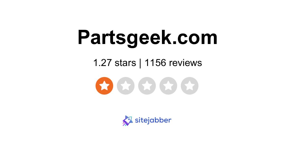 Partsgeek Reviews 702 Reviews Of Partsgeek Com Sitejabber